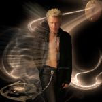 Billy idol urged by his flame by cylevie
