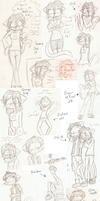 Whoa, Another sChIzO Dump by Mister-Saturn