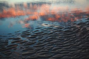 Ripples of the sand by 1Mathew7