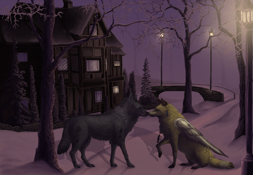 Final wip for this! by CyanLights