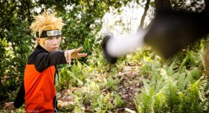 Naruto from Naruto Shippuden by Zakane