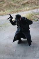 helghast victory pose... by 4WD