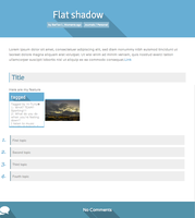 Flat Shadow Skin by BerTav