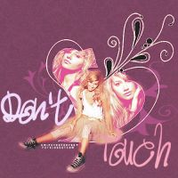 Don't Touch-AT by allwonderland