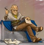 babylon5 gquan Relaxed by jameson9101322