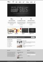 Blaco Responsive WordPress Theme by bestpsdfreebies