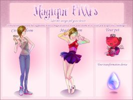 Hellfire B for Magique Filles by saintpoet