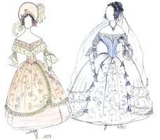 Fashion 1840 by IzaS