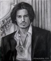Johnny Depp by Azalea2010