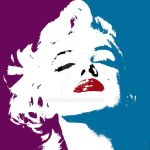 Marilyn Monroe - Pop Art by davidiana
