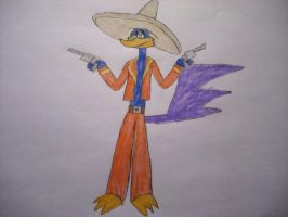 Rev As Panchito by AnimatedTigerGirl