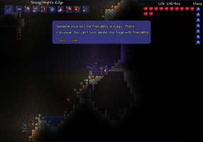 Terraria - GOD DAMN YOU PONIES by juli12355