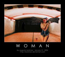 Woman by bolshaw