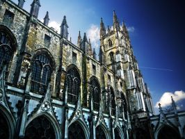 Canterbury Cathedral by YetiFungus