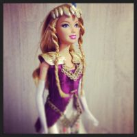 Barbie Twilight Princess by Amishkeki
