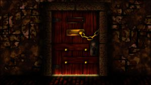 Door to animation by naysayer