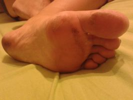 Dirty HUGE Sole (After A Walk set preview) by Whor4cle