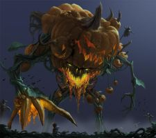 The Great Pumpkin by Phill-Art