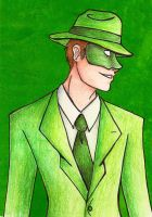 The Green Hornet by TheBread