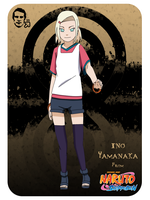 Ino Yamanaka - kid version by Staal11