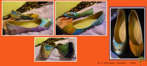 Story of My Life - Su's Shoes by Jacia