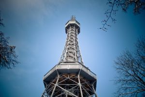 Petrin Tower by hombre-cz