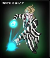 Beetlejuice by Vengerin