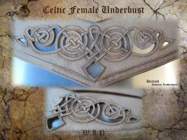 Celtic Female Underbust - WIP by Deakath