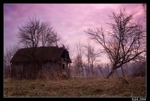 Old House by Klek