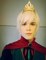 Elsa Cosplay (Male Version - Elias) by DakunCosplay