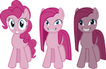 Pinkie Party Of One Creepypasta by j5a4