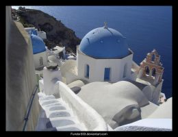 White and Blue by Fundor333
