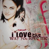 i love the way you love me by toottii
