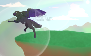 You  Take to the Skies: B-Day by Hanako-Wolf