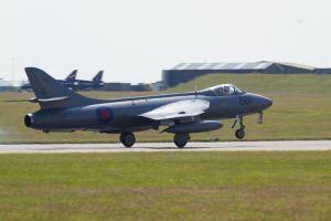 Hawker Hunter 3 by hanimal60