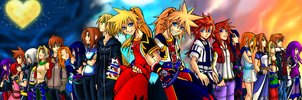 KH HOD: Warriors of Heart by Sakuyamon