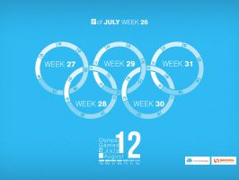 Olympics games, July Wallpaper by sherif0666