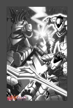 COMICS: The Lam-Ang Experiment Sneak Peek on Book3 by creativemediaph