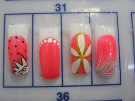Nail Art by VIXEN270991
