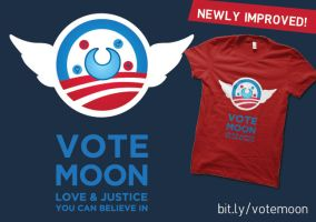 Moon President Power by digitalfragrance