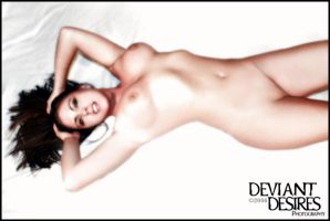 Shelby Nude Pin Up by DeviantDesires