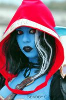 Lady Sylvanas Cosplay 2 by Sbabby