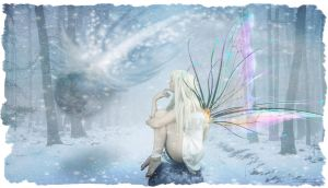 THE WINTER FAIRY by HumbleLuv