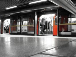 The Tube by hamsher