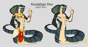 Raviathan Deo ref by LuxuryCat