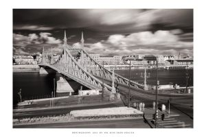 Budapest - IR XXXIV (Budapest Noir) by DimensionSeven