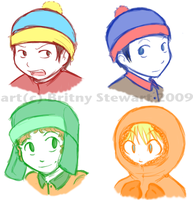It's Tha South Park Kids by HoneyAppleNinja