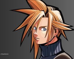 Cloud Strife by lpepidemic