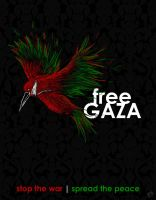 freeGAZA Poster by gelimat