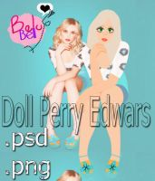 Doll Perry Edwars by belubelll